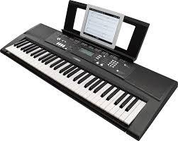 yamaha keyboard lighted keys yamaha ez 220 portable keyboard with 61 full size lighted touch