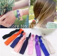 hair tie holder new arrival europe hair band elastic hair ties no crease girl s