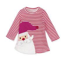 popular red santa dress for girls buy cheap red santa dress for
