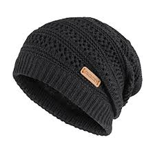 omechy slouchy beanie hats unisex daily knit skull cap