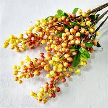 Imitation Plants Home Decoration Online Get Cheap Artificial Blueberries Aliexpress Com Alibaba