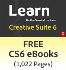 free adobe cs6 ebooks u2014 download 1 022 pages of new tutorials