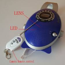 Cheap Bathroom Spy Camera Shower Radio Spy Camera As Shower Radio Hidden Cam Include Clock