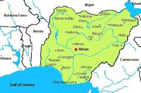map of nigeria africa images nigeria map of nigeria 9357