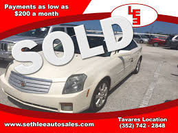 2006 cadillac cts city fl seth lee corp