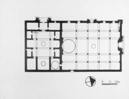 floor plan of mosque great mosque and hospital of divrigi mit libraries