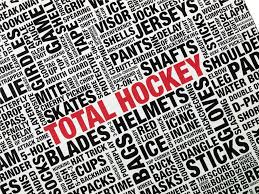total hockey wrapping paper hockey equipment