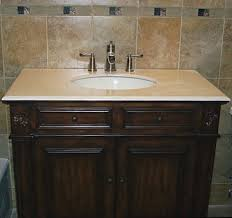 complete your bathroom with our 40 inch vanities