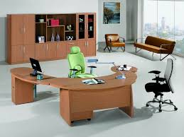Wood Corner Desk With Hutch by Bestar Hampton Wood Home Office Corner Computer Desk Office Depot