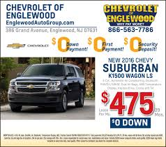 chevy suburban chevrolet of englewood chevy suburban lease special