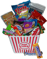 popcorn baskets a one of a gift albany ny gift baskets candy snacks gift