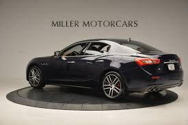 matte black maserati price 2017 maserati ghibli s q4 stock w351 for sale near greenwich ct