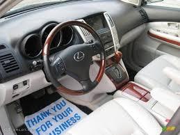 lexus rx400h dashboard light gray interior 2007 lexus rx 400h awd hybrid photo 42704564