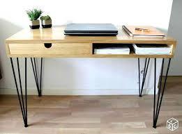 bureau design bois bureau bois design et 5 en sign a euros bureau design scandinave