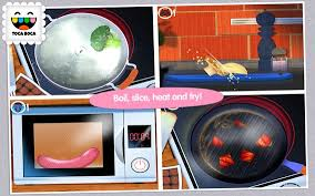 toca kitchen apk toca kitchen apk free education app for android