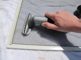 how to clean door and window screens how tos diy