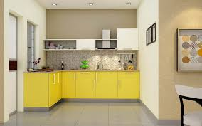 Open Kitchen Designs For Small Kitchens L Shaped Kitchen Design For Small Kitchens With Green Cabinet Also