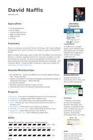 Award Winning Resume Examples by Senior Partner Resume Samples Visualcv Resume Samples Database