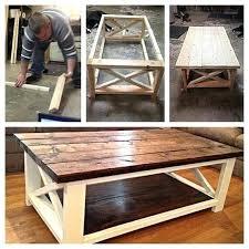 farmhouse coffee table set farmhouse coffee table set large size of coffee round white and wood