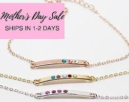 s day bracelets with birthstones birthstone bracelet etsy