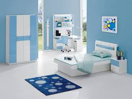 bedroom wonderful white blue red wood glass modern design