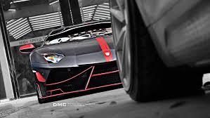 Lamborghini Aventador Dmc - dmc aventador lp988