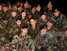 Matt Lauer Halloween J Lo by For The Troops An Mtv Uso Special Photos And Images Getty Images