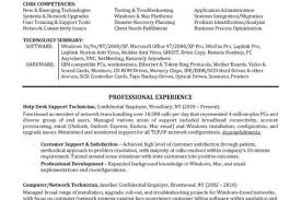 Computer Technician Sample Resume by It Help Desk Analyst Resume Sample Resume Reentrycorps