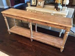 furniture restoration hardware french everett foyer table