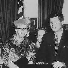 John F Kennedy Rocking Chair Presidential Commission On The Status Of Women Wikipedia