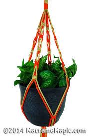 Simple Macrame Plant Hanger - cupcake macrame plant hangers macrame plant holders