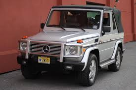 mercedes g wagon convertible for sale g wagen archives german cars for sale