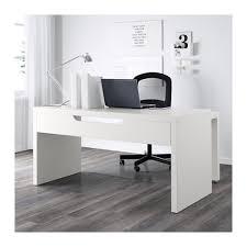 tablette coulissante bureau malm bureau avec tablette coulissante blanc ikea