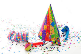 new year items party birthday new year items stock photography image 25849652
