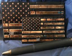 Reclaimed Wood Flag Wood Flagwwii Ammunition Crate Flagrustic Flagamerican Wood