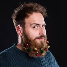 beard baubles beard ornaments beardo