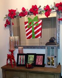 home decorating mirrors christmas mirror decorating ideas lizardmedia co