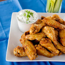 10 mess free recipes for baked wings food wine