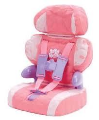jouet siege auto casdon réplique de siège auto pour les poupées jouet pour les