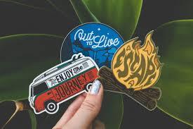 preppy jeep stickers adventure sticker set 2 remote destinations and patches