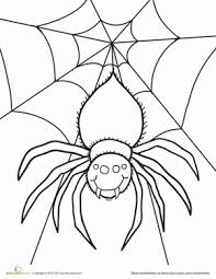spider printable coloring pages spider spider coloring