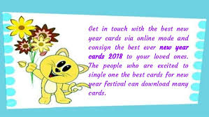 online new years cards happy new year cards 2018 readymade handmade and ecards