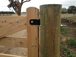 Barn Door Gate by Barn Door Hardware Gate Latch Heavy Duty Hinges Strap