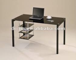 Black Glass Computer Desk Black Glass Computer Desk Buy Computer Desk Long Computer Desk