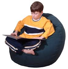 chairs study bean bag chair polyester material for children
