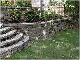 backyards excellent landscape design retaining wall ideas