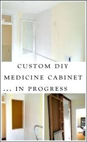 wg wood products recessed medicine cabinet wg wood products medicine cabinet musicalpassion club