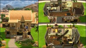 Steampunk House Interior The Sims 4 Gallery Spotlight Simsvip