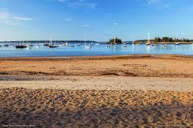Sand Beach by Bar Harbor Beaches Acadia Region Beaches