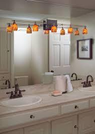 Track Lighting Bathroom Vanity Track Lighting In Bathroom For Vanity 11505 Home Interior